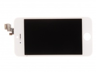 Дисплей (LCD) Apple Iphone 5G FULL COMPLETE + TOUCH SCREEN (белый) AAA