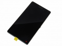 Дисплей (LCD) Sony Xperia ZL LT35h + Touch black