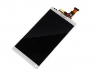 Дисплей (LCD) Sony Xperia ZL LT35h + Touch white