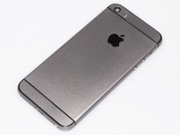 Задняя крышка АКБ back cover IPhone 5S to 6G Space Gray