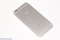Задняя крышка АКБ back cover IPhone 6G (4.7) Space Gray AAA
