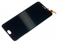 Дисплей (LCD) Meizu M3 Note + Touch (модуль) black