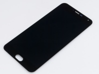 Дисплей (LCD) Meizu M2 Note + Touch (модуль) black