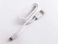 USB дата-кабель LDINIO SY0315 For iPhone 5G/6G/7G 1m White