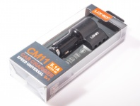 АЗУ LDNIO C11 USB 3 ports + 1 cigarette lighter socket