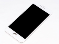 Дисплей (LCD) Apple iPhone 8G (4.7) FULL COMPLETE + TOUCH SCREEN (белый) Original