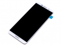Дисплей (LCD) Huawei Honor 7A Rus Vers (DUA-L22)/7S (DUA-LX2)/Y5 (2018) (DRA-L21) + Touch (модуль) white
