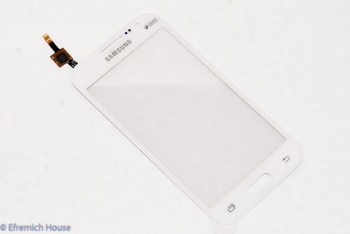 Тач скрин (touch screen) Samsung G360 white