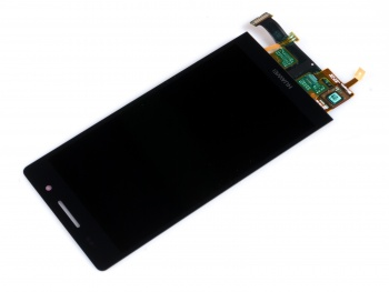 Дисплей (LCD) Huawei Ascend P6 + Touch (модуль) black