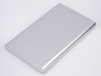 Power Bank Xiaomi 4000 mAh silver