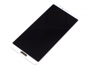 Дисплей (LCD) Huawei Honor V10 + Touch (модуль) white