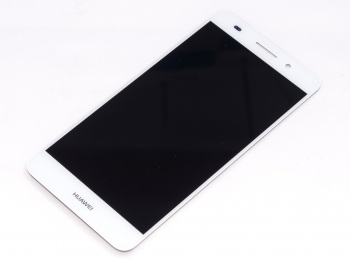 Дисплей (LCD) Huawei Honor 5A + Touch (модуль) white