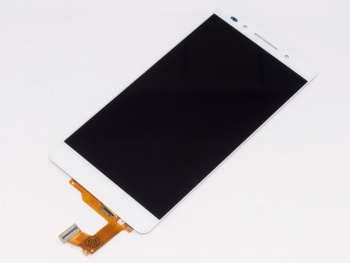 Дисплей (LCD) Huawei Honor 7 + Touch (модуль) white
