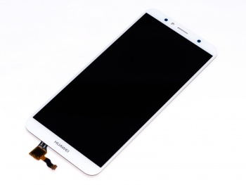 Дисплей (LCD) Huawei Honor 7C/7A Pro + Touch (модуль)(AUM-L41) white
