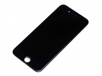 Дисплей (LCD) Apple iPhone 8G (4.7) FULL COMPLETE + TOUCH SCREEN (черный) Original