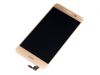 Дисплей (LCD) Huawei Y5 II/Honor 5A 5.0 (LYO-L21) + Touch (модуль) gold