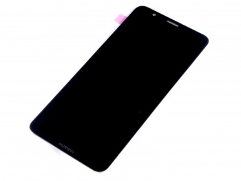 Дисплей (LCD) Huawei Honor 7X (BND-L21) + Touch (модуль) black