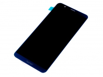 Дисплей (LCD) Huawei Honor 7X (BND-L21) + Touch (модуль) blue